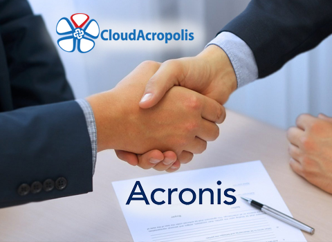 Acronis in Oman